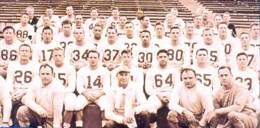 1948 University of Oregon Football