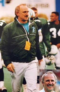 Pokey Allen Coaching Oregon Sports Hall Of Fame Amp Museum