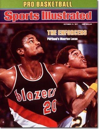 Maurice Lucas Basketball Oregon Sports Hall Of Fame