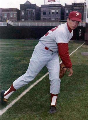 Rick Wise Baseball Oregon Sports Hall Of Fame Amp Museum